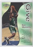 Ron Mercer