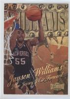 Jayson Williams /50