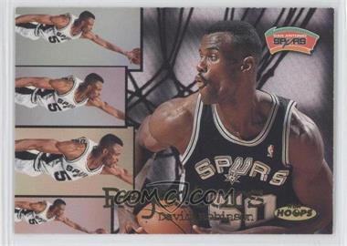 1998-99 NBA Hoops - Rejectors #9R - David Robinson /2500