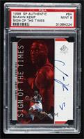 Shawn Kemp [PSA 9 MINT]
