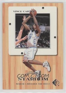1998-99 SP Top Prospects - Destination Stardom #2 - Vince Carter
