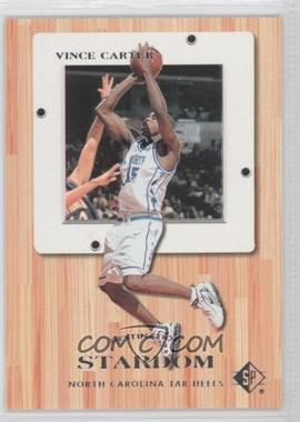 1998-99 SP Top Prospects - Destination Stardom #2 - Vince Carter