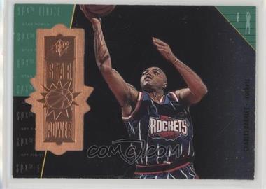 1998-99 SPx Finite - [Base] #150 - Star Power - Charles Barkley /5400