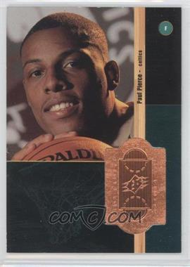 1998-99 SPx Finite - [Base] #220 - Paul Pierce /2500