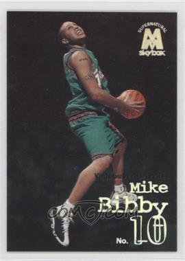 1998-99 Skybox Molten Metal - [Base] #132 - Mike Bibby