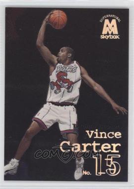 1998-99 Skybox Molten Metal - [Base] #134 - Vince Carter