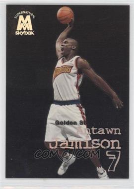 1998-99 Skybox Molten Metal - [Base] #140 - Antawn Jamison