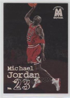 1998-99 Skybox Molten Metal - [Base] #141 - Michael Jordan