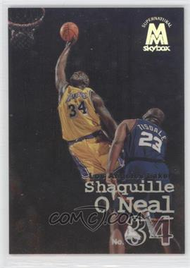 1998-99 Skybox Molten Metal - [Base] #145 - Shaquille O'Neal