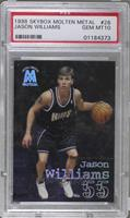 Jason Williams [PSA 10]