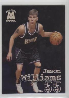 1998-99 Skybox Molten Metal - [Base] #26 - Jason Williams