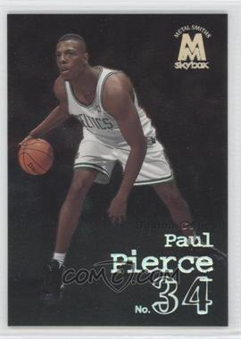 1998-99 Skybox Molten Metal - [Base] #91 - Paul Pierce