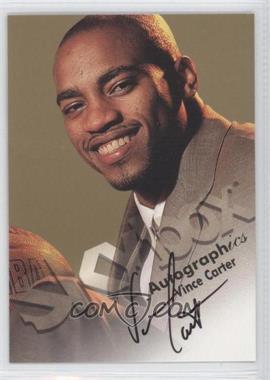 1998-99 Skybox Premium - Autographics #VICA - Vince Carter