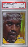 Shaquille O'Neal [PSA 9]