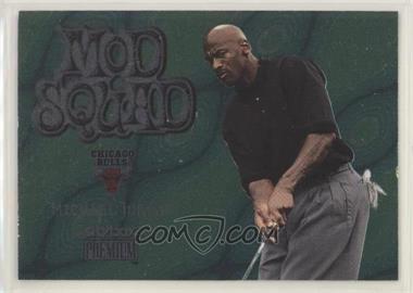 1998-99 Skybox Premium - Mod Squad #16 MS - Michael Jordan