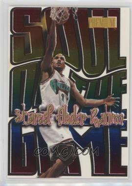 1998-99 Skybox Premium - Soul of the Game #15 SG - Shareef Abdur-Rahim