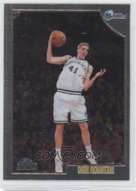 1998-99 Topps Chrome - [Base] #154 - Dirk Nowitzki