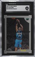 Mike Bibby [SGC Authentic Authentic]