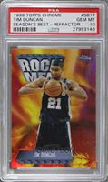 Rock Men - Tim Duncan [PSA 10]