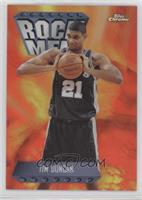 Rock Men - Tim Duncan