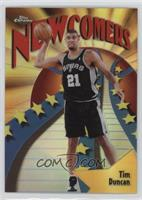 Newcomers - Tim Duncan