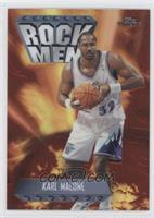 Rock Men - Karl Malone