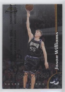 1998-99 Topps Finest - [Base] #232 - Jason Williams