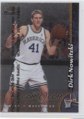 1998-99 Topps Finest - [Base] #234 - Dirk Nowitzki