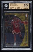 Michael Jordan, Kobe Bryant [BGS9.5GEMMINT]