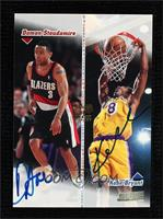 Damon Stoudamire, Kobe Bryant