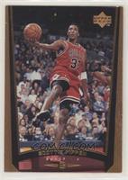 Scottie Pippen #/100