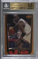 Michael Jordan [BGS 9.5 GEM MINT] #/100