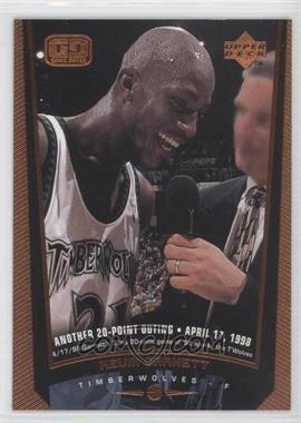 1998-99 Upper Deck - [Base] - Bronze #94 - Kevin Garnett /100