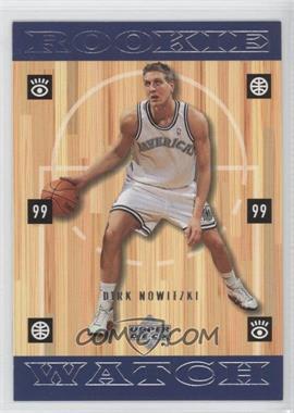 1998-99 Upper Deck - [Base] #320 - Dirk Nowitzki