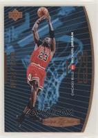 Michael Jordan #/1,500