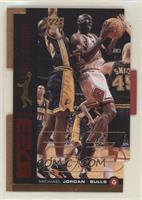 Michael Jordan #/2,300