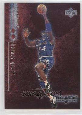 1998-99 Upper Deck Black Diamond - [Base] - Double Diamond #65 - Horace Grant /3000