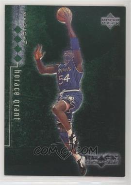 1998-99 Upper Deck Black Diamond - [Base] - Quadruple Diamond #65 - Horace Grant /150