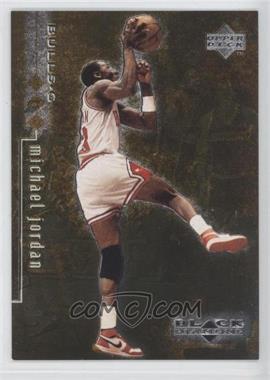 1998-99 Upper Deck Black Diamond - [Base] - Triple Diamond #1 - Michael Jordan /1500