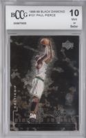 Paul Pierce [BCCG Mint]
