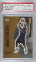 Vince Carter [PSA 8 NM‑MT] #/1,000