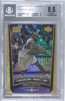 Vince Carter /125 [BGS 8.5 NM‑MT+]