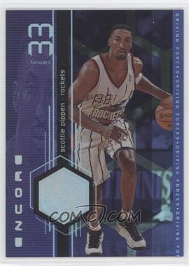 1998-99 Upper Deck Encore - Driving Forces #F9 - Scottie Pippen
