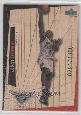 1998-99 Upper Deck Hardcourt - High Court #H20 - Allen Iverson /1300