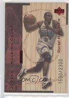 Shareef Abdur-Rahim, Michael Jordan /2300