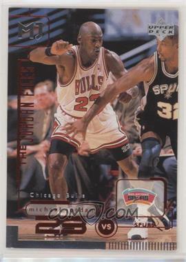 1998-99 Upper Deck Michael Jordan Living Legend - [Base] #158 - Michael Jordan [EXtoNM]