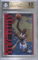 Michael Jordan [BGS 9.5 GEM MINT] #/2,300