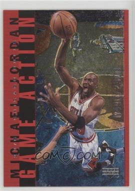 1998-99 Upper Deck Michael Jordan Living Legend - Game Action #G5 - Michael Jordan /2300