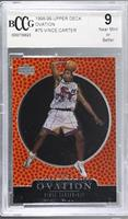 Vince Carter [BCCG Near Mint]