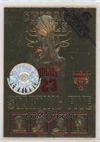 Michael Jordan, Dennis Rodman, Toni Kukoc, Luc Longley, Scottie Pippen (Bulls 6…